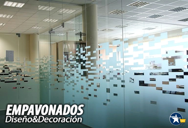 EMPAVONADO DECORATIVO